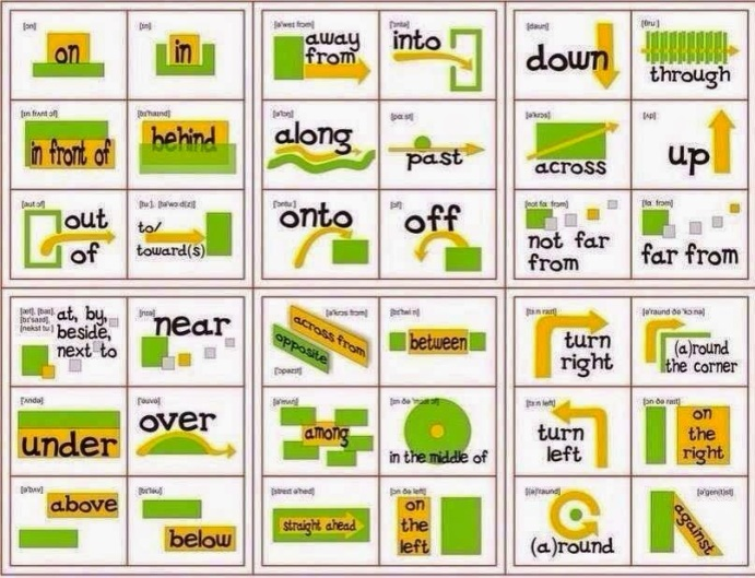 AT IN And ON Prepositions With Time